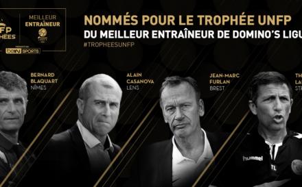 Bernard Blaquart nommé pour le Trophée UNFP du meilleur entraîneur de L2