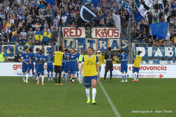 GF38 – FC Annecy diffusé en direct vidéo sur FFFTV