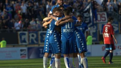 Suivez GF38 – FC Annecy en direct