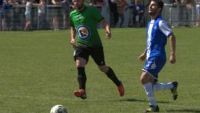 Quelques photos du match AS Chavanay – GF38 B