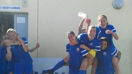 Exploit des Grenobloises qui éliminent l'OL et se qualifient pour la finale de la coupe Rhône-Alpes