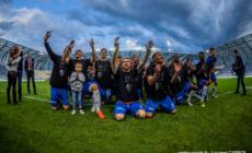 Le GF38 se verra remettre le trophée de champion de CFA ce samedi