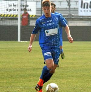 Manu Perez vers Clermont Foot (L2)