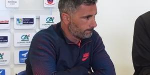 Nicolas Usaï remplacé par Olivier Saragaglia à Châteauroux