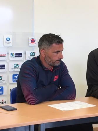 Châteauroux : procédure contre Vasseur, Olivier Saragaglia va s'occuper des entraînements des pros