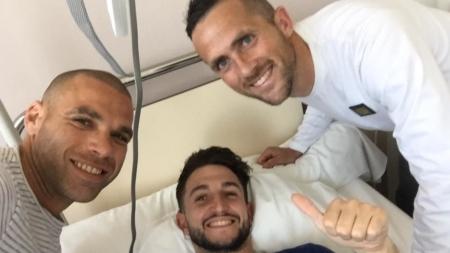Raphaël Gherardi opéré ce lundi