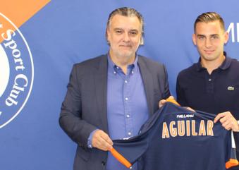 Ruben Aguilar en Ligue 1 à Montpellier !