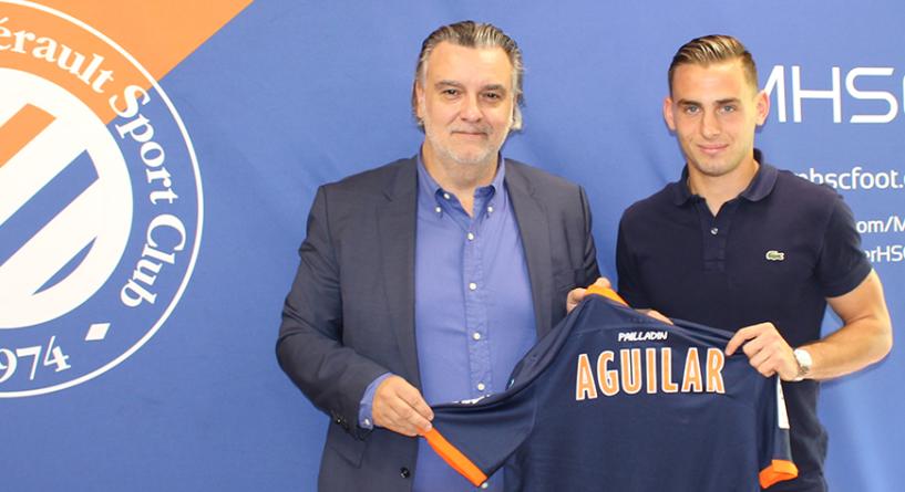 Les coulisses du transfert de Ruben Aguilar à Montpellier