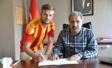exGF38 : Atila Turan à Kayserispor (D1 Turque)