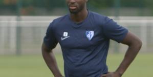 Harouna Abou Demba pourra jouer contre Bourg-Péronnas