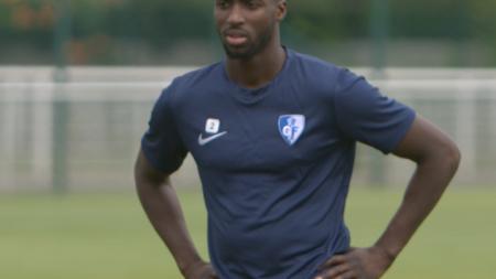 Harouna Abou Demba élu Grenoblois du match à Créteil
