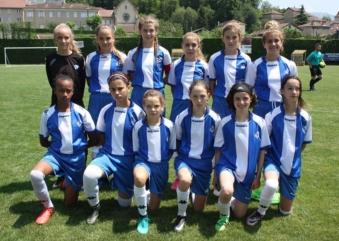 Les U15 du GF38 tombent contre Nivolas en finale de la coupe de l'Isère