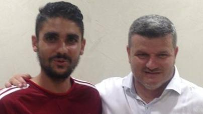 Hugo Cianci au FC Annecy