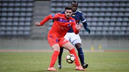 Charly Dutournier : il ne reste plus que Grenoble et une L2 sur les rangs