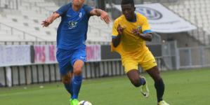 Retour en photos sur GF38 – Hyères FC