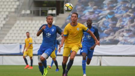 Résumé vidéo Grenoble Foot 38 – Hyères FC