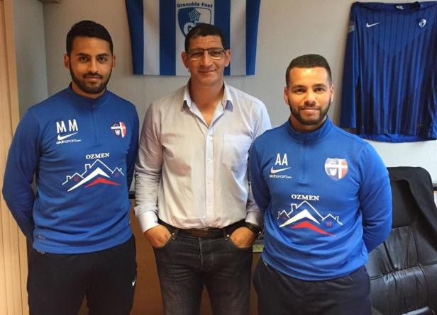 Amellal Adam et Morad Marrakchi rejoignent le GF38