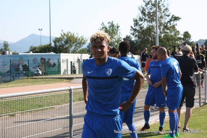 Florian David (GF38) : « Je ne peux pas en vouloir au coach »