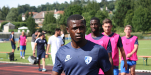 [exGF38] Francis Dady Ngoy quitte Rodez