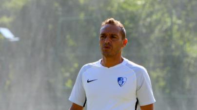 Hakim Aibeche (GF38 B) : «Il va falloir encore beaucoup travailler»