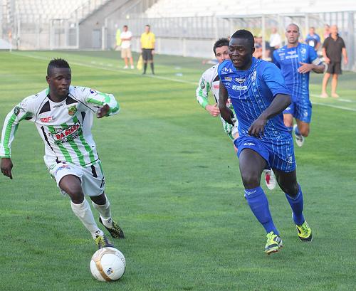 Marius M'Baiam rejoint Besançon