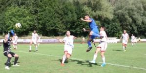 Nicolas Belvito élu homme du match contre Sannois Saint-Gratien