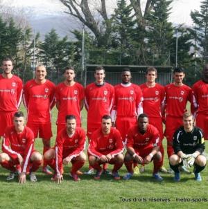 #Souvenirs La réserve du GF38 saison 2014-2015