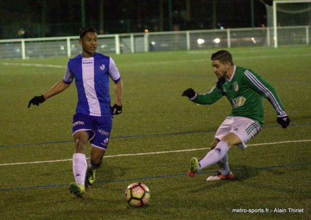 Leygley Adou vers le FC Annecy