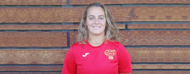 D2F – Laurianne Cervera rejoint le GF38