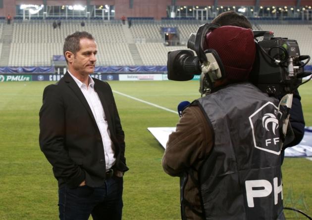 Philippe Hinschberger (GF38) : «On est tous déçus»