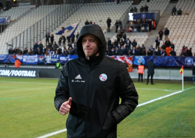 GF38 – Strasbourg se jouera le 16 janvier à 19h15