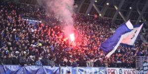 Ambiance coupe de France au Stade des Alpes pour GF38 – Strasbourg