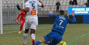 Florian Sotoca élu Grenoblois du match contre Le Havre