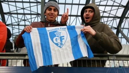 Suivez GF38 – FC Lorient en direct