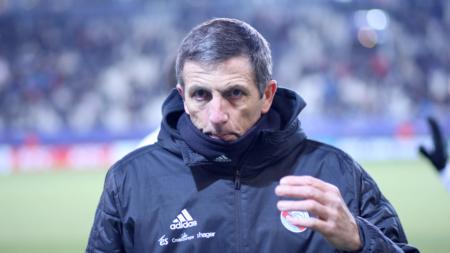La réaction de Thierry Laurey après GF38 – Strasbourg