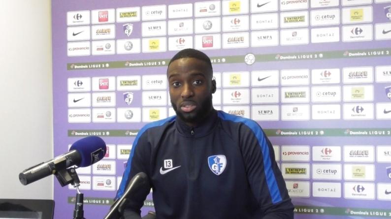 """Harouna Abou Demba : """"Sur un match, tout peut se passer ..."""