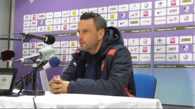 Hervé Della Maggiore (GFC Ajaccio) : «Un très bon résultat pour nous»