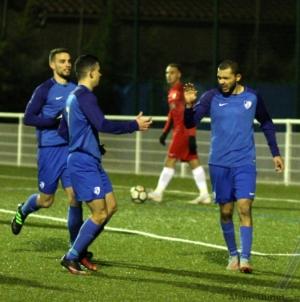 Cinq matchs de préparation pour la réserve du GF38
