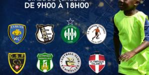 Le plateau de l'édition 2019 du tournoi Tidiane Nimaga est connu