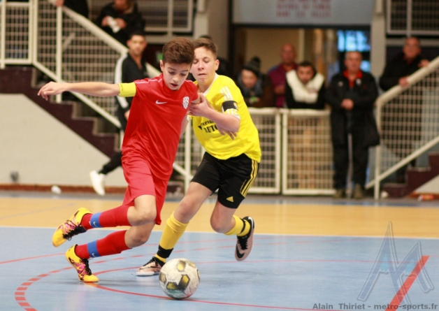Présentation de la Village Futsal Cup