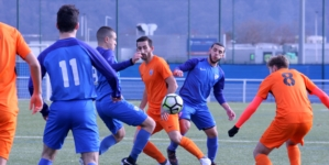 U19 : le GF38 ramène 3 points du Forez