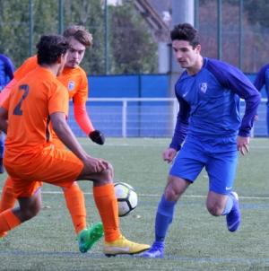 U19 : GF38 – Bourg-en-Bresse Péronnas 01 en images