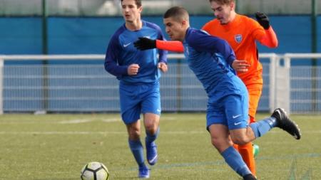 U19 R1 – Le GF38 remporte le derby face à Eybens