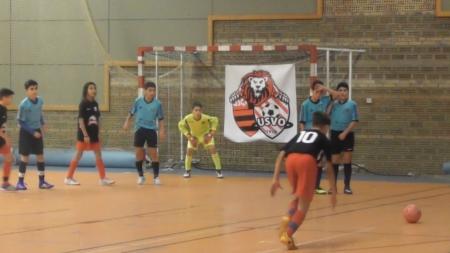 [Vidéo] La finale de la Village Futsal Cup entre l'OC Eybens et l'USVO