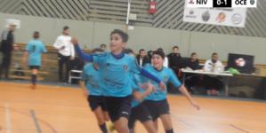 [Vidéo] Les meilleurs moments des demi-finales de la Village Futsal Cup