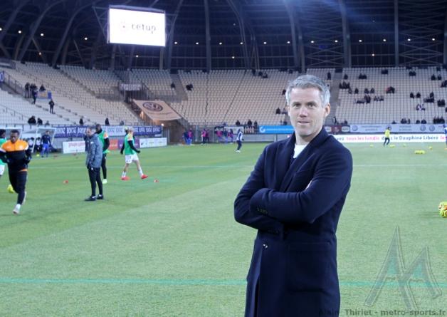 Mickaël Landreau (FC Lorient) : «On a réalisé ce que l'on souhaitait faire»