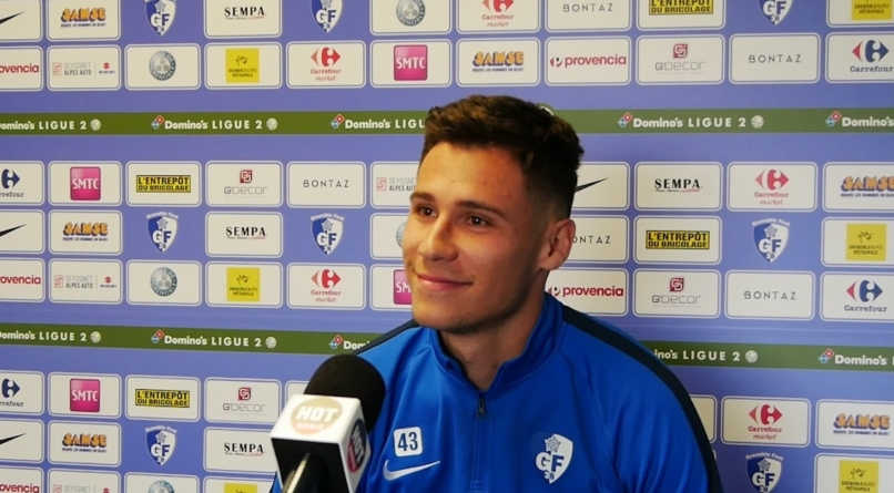 #Infirmerie – Plusieurs semaines d'absence pour Anthony Belmonte ?