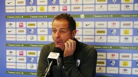Philippe Hinschberger avant GF38 – Chambly : «J'attends une équipe un peu plus fofolle»