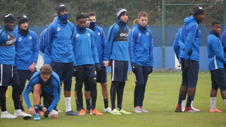 GF38 – Les 18 joueurs retenus pour le déplacement à l'AC Ajaccio