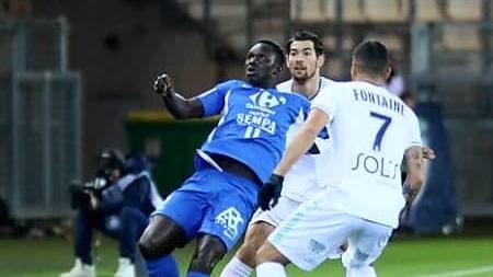 Moussa Djitté élu Grenoblois du match contre Le Havre